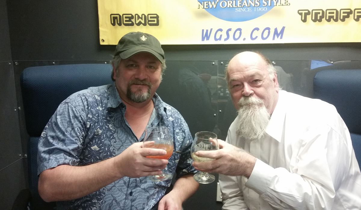 The Dine, Wine & Spirits Show – NOLADrinks Edition – August 25, 2016
