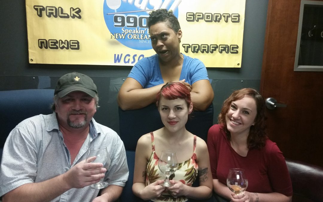 The Dine, Wine & Spirits Show – NOLADrinks Edition – September 15, 2016
