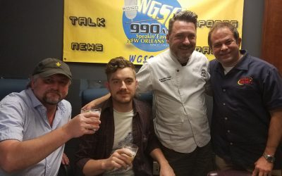 NOLADrinks Show – 3-16-17 – Top Taco New Orleans and Roulaison Distilling Co.