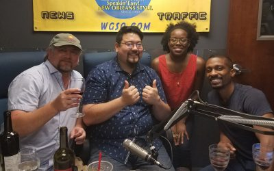 NOLADrinks Show – 4-13-17 – At the Bar