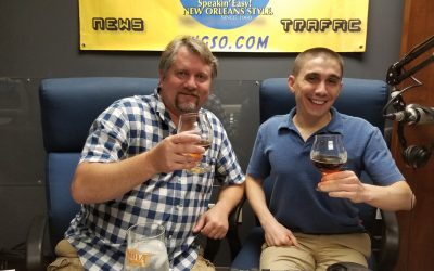 NOLADrinks Show – 5-11-17 – Grow On Urban Farms and Beer!