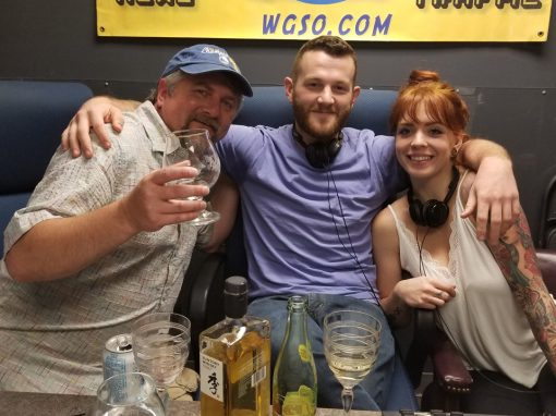 NOLADrinks Show – 6-1-17 – Whisky Highball