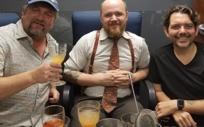 NOLADrinks Show – 6-15-17 – Collaboration Between Bar and Kitchen