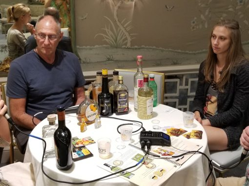 NOLADrinks Show – 8-24-17 – Independent Spirits Producers at Tales of the Cocktail