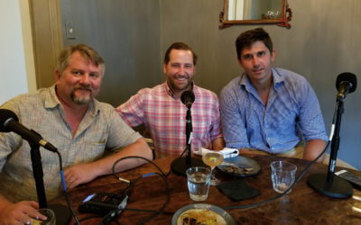 NOLADrinks Show – 9-7-17 – More on the Restaurant Business in New Orleans and Love in the Garden at NOMA