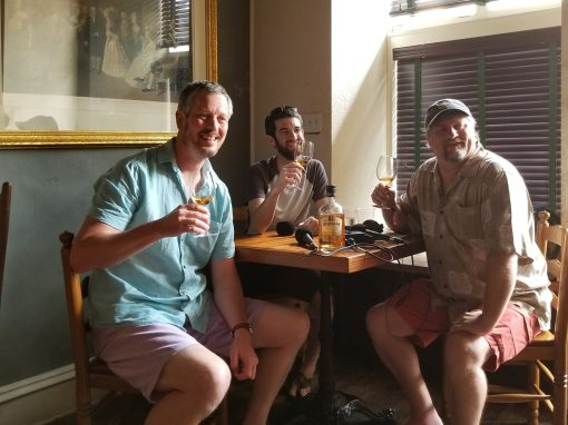 NOLADrinks Show – 8-31-17 – One-Year Anniversary and Tequila and Whiskey at Tales of the Cocktail
