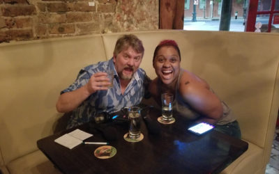 NOLADrinks Show – 9-21-17 – Two Dummies Food Tour and Reyka Vodka