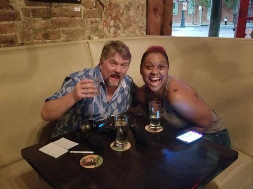NOLADrinks Show – 9-21-17 – Two Dummies Food Tour and Reyka Vodka
