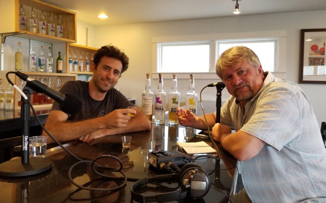 NOLADrinks Show – 10-5-17 – Cajun Spirits Distillery
