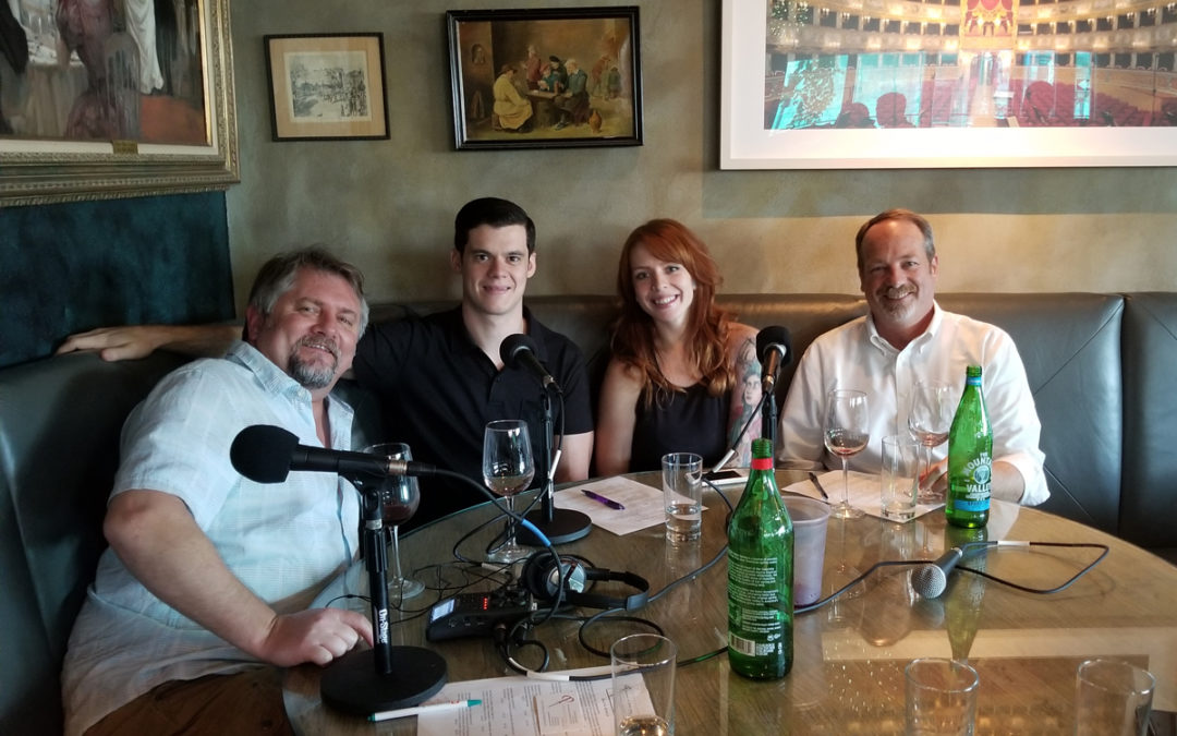 NOLADrinks Show 10-12-17 – California Wildfires and Wine – South Africa Wine Week