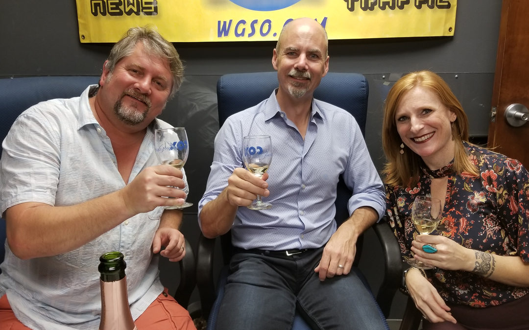 NOLADrinks – 11-2-17 – Wines of South Africa and Boudin Bourbon and Beer