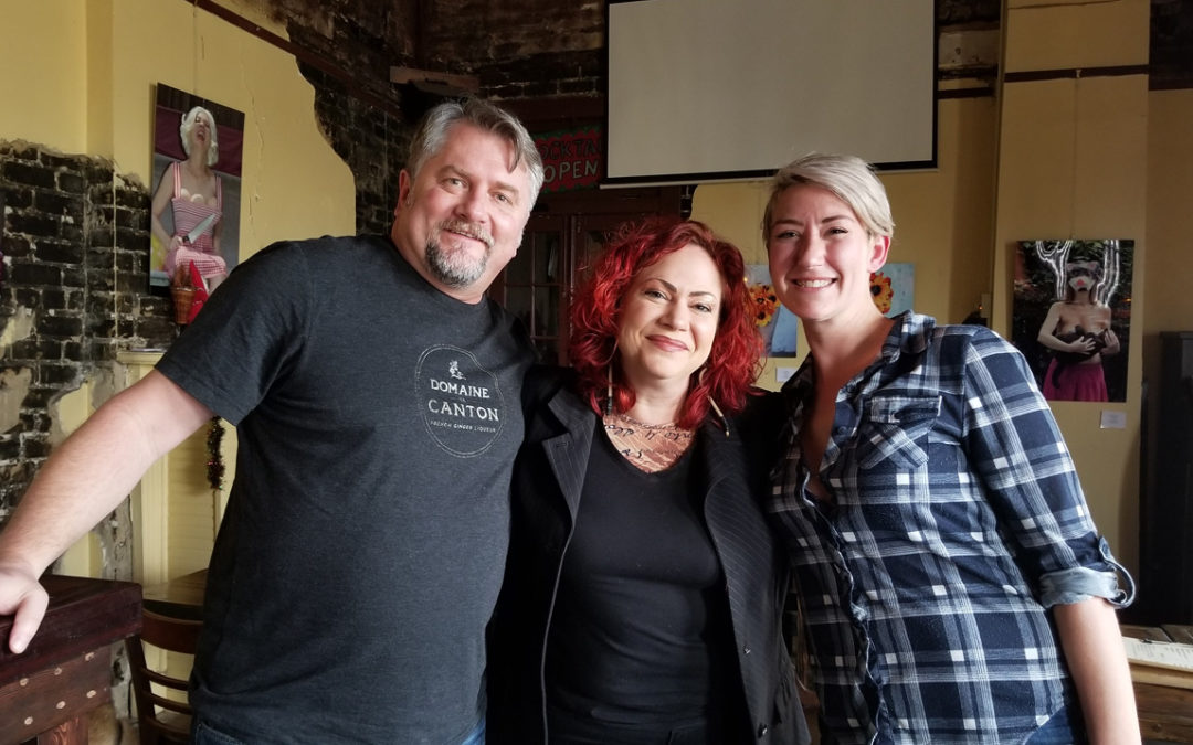 NOLADrinks – 1-4-18 – Two Bartenders of the Year