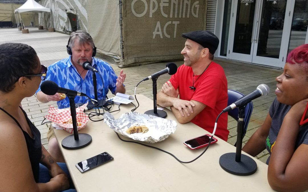NOLADrinks Show – 4-5-18 – Bon Bon Vivant and Two Dummies Food Tour – New Orleans Food Trucks Coalition and Rally