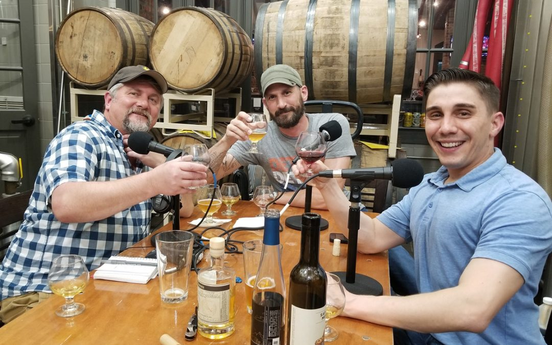 NOLADrinks Show – 5-10-18 – Barbara Frank of Dr. Konstantin Frank Wines and the Beer Guys – Matt and Sal