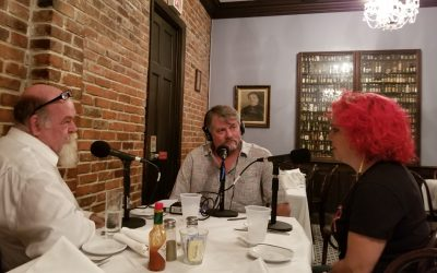 NOLADrinks Show – 5-31-18 – Paul Gustings and Kimberly Patton-Bragg – Summer Cocktails – Corpse Reviver – Chartreuse and More