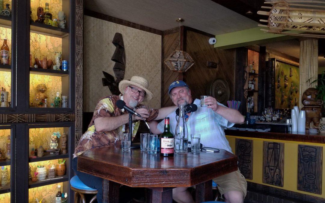 The NOLADrinks Show – 6-18-18 – Jeff Beachbum Berry – Tiki Cocktails and Culture