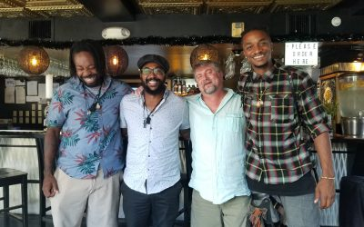 The NOLADrinks Show – 7-9-18 – Fred Parent of Hendrick's Gin with Arie Dixon and John Stanley