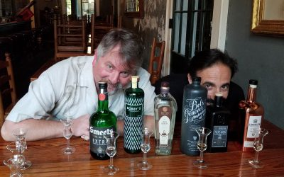 The NOLADrinks Show – 8-20-18 – Genever with Danny Ronen and Wild Roots Vodka