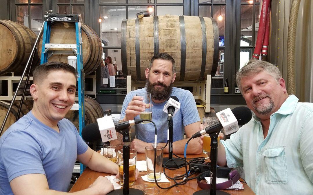 The NOLADrinks Show – 8-27-18 – Beer with Sal and Matt – Casa d'Aristi