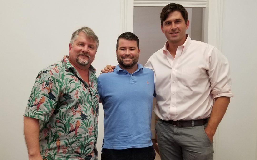 NOLADrinks Show – 9-3-18 – New Orleans Restaurateurs Justin Devillier and Robért LeBlanc