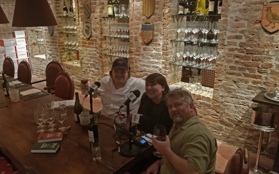 NOLADrinks Show – 9-24-18 – South African Wine at Brennan's