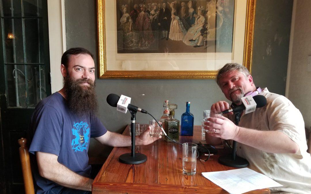 NOLADrinks Show – 9-17-18 – Aaron Selya of Philadelphia Distilling