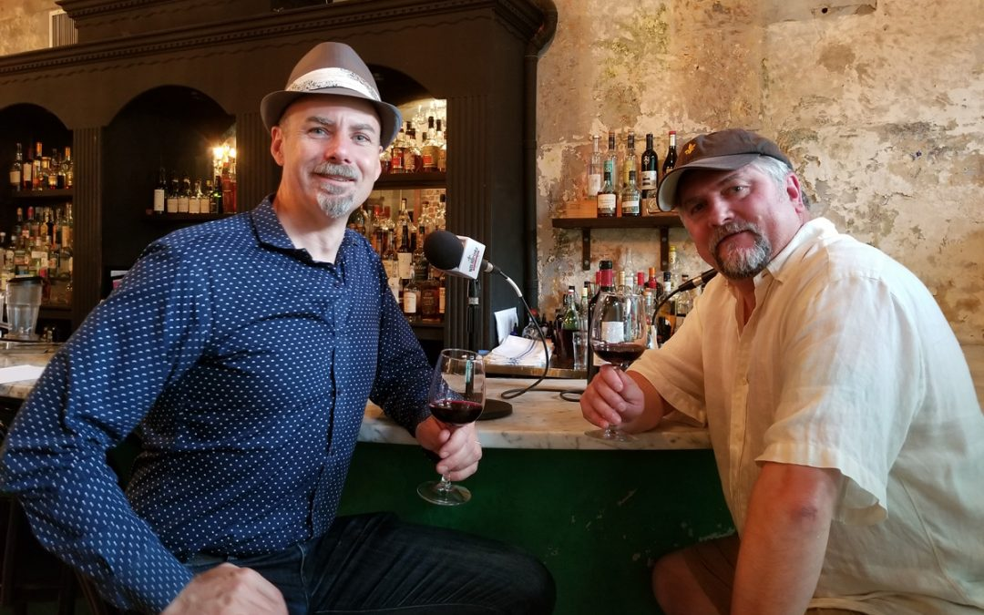NOLADrinks Show – 10-22-18 – Wines of South Africa and South African Wine Week NOLA