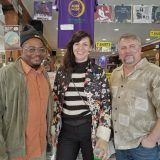 NOLADrinks Show – 3-25-19 – French Quarter Fest Series – Helen Gillet and Derrick Freeman