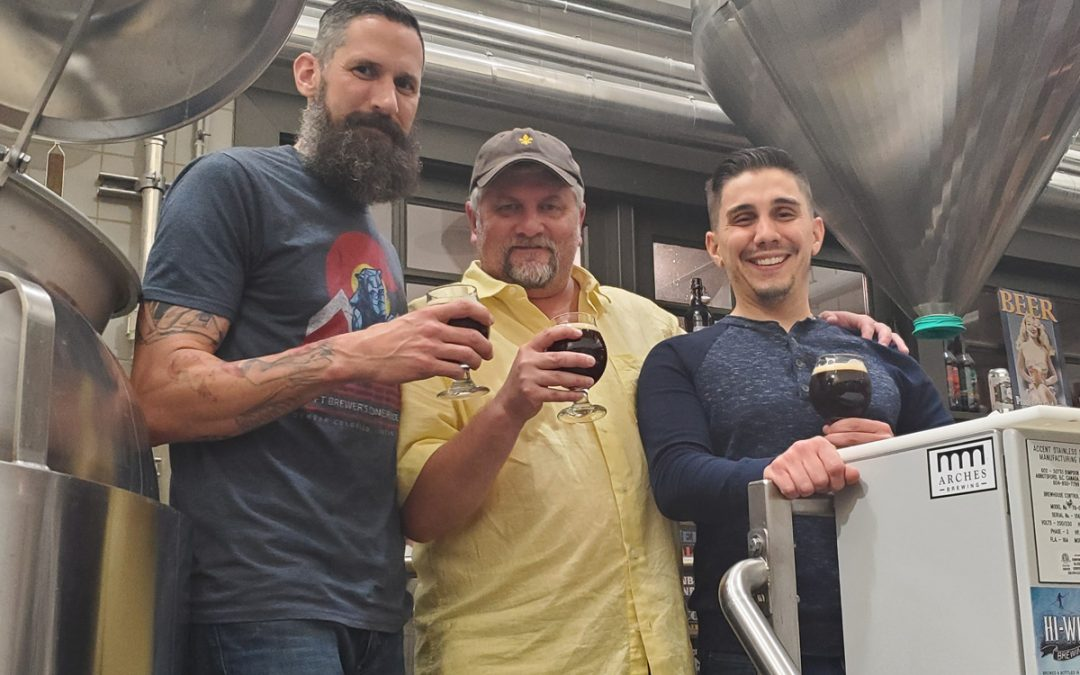 NOLADrinks Show – 4-22-19 – Fruit Beers and More Beer with Sal and Matt