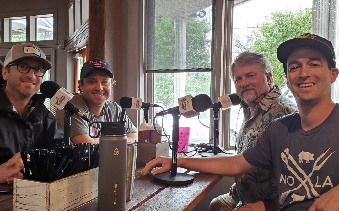 NOLADrinks Show – 4-19-19 – BBQ and Hogs for the Cause at Blue Oak BBQ