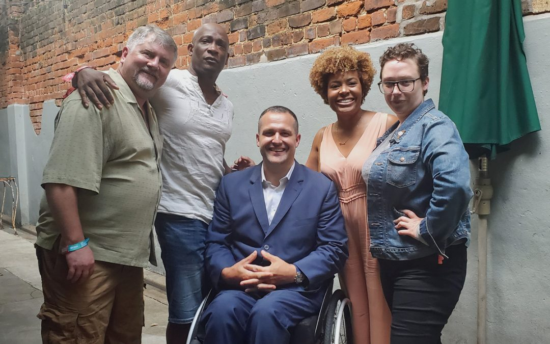 NOLADrinks Show – 7-22-19 – Inclusivity in the Hospitality and Liquor Industries