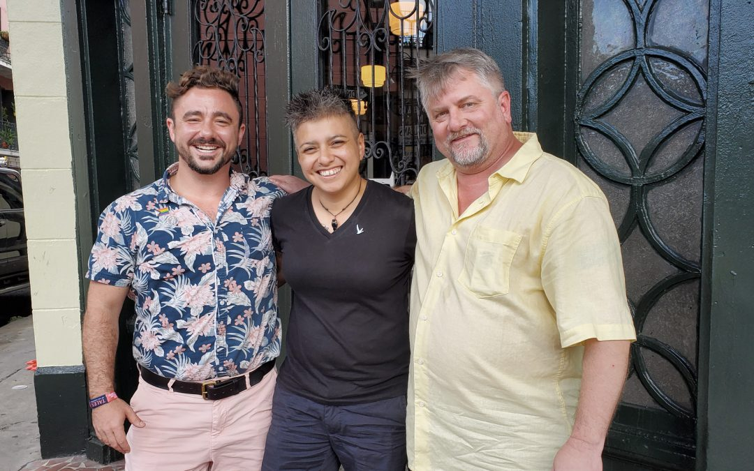 NOLADrinks Show – 8-19-19 – LGBTQ in the Hospitality and Liquor Industries – Allies and Advocates