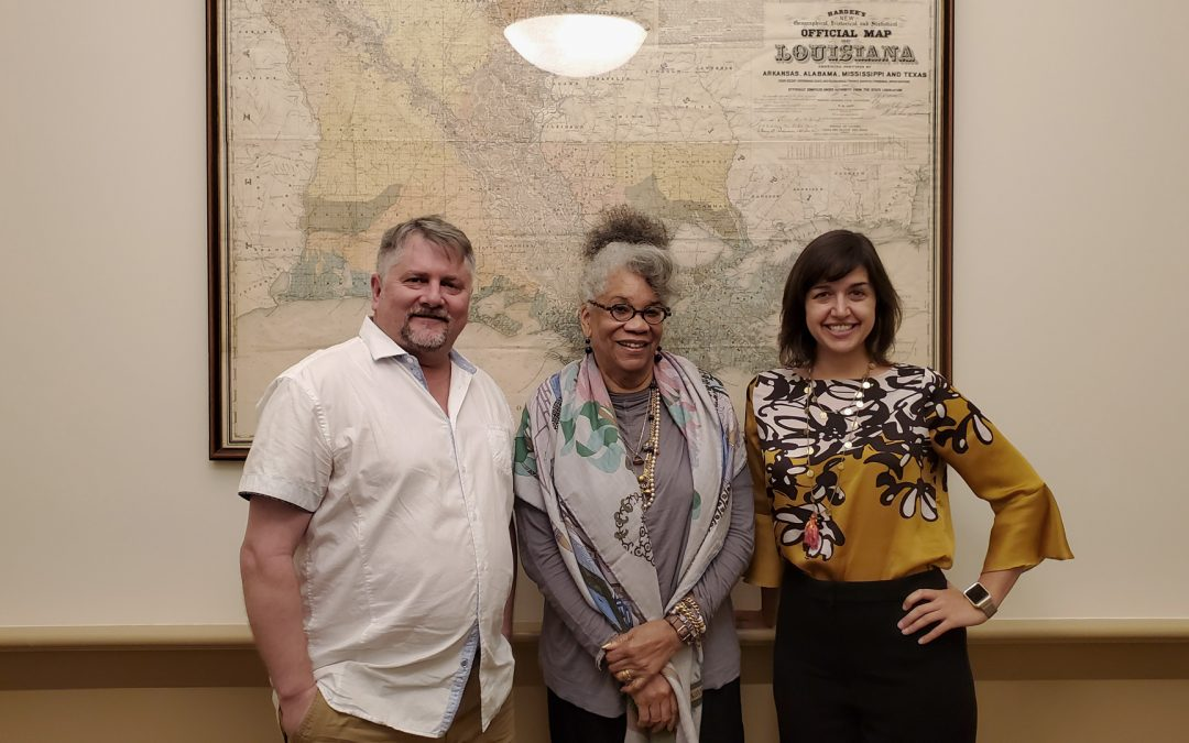 NOLADrinks Show – 11-11-19 – Dr. Jessica Harris – African Diaspora and Foodways – Historic New Orleans Collection