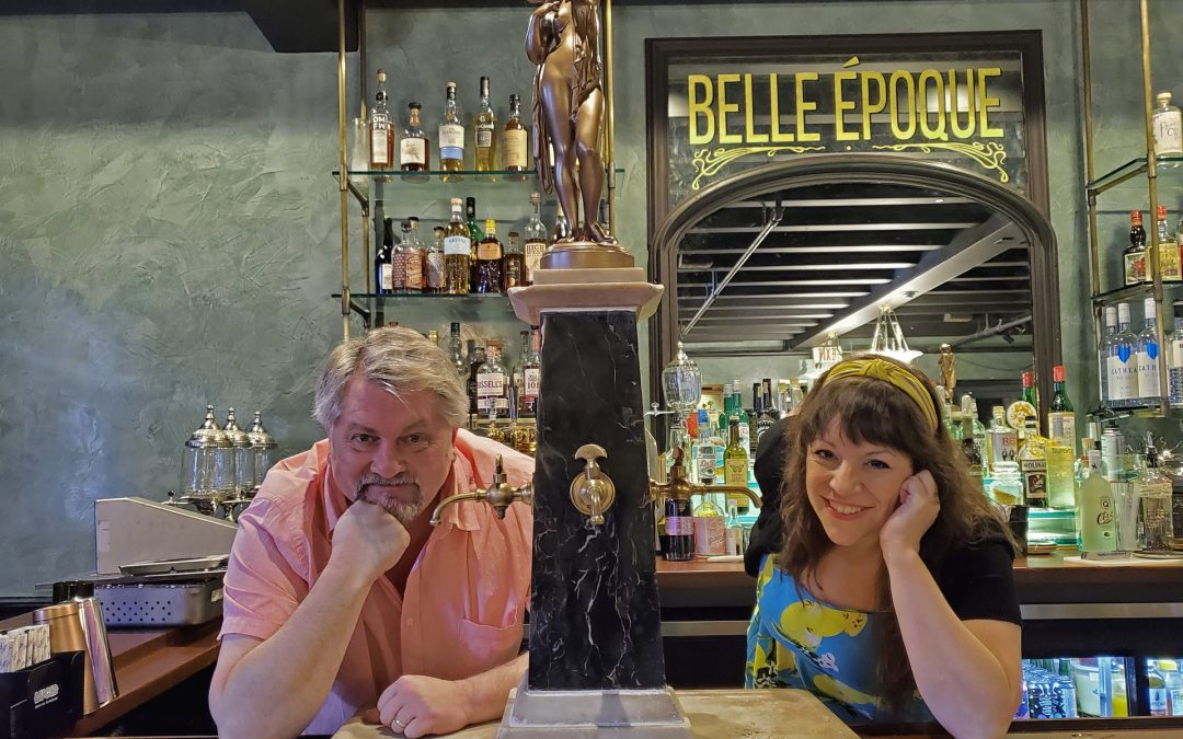NOLADrinks Show – 11-4-19 – New Orleans' Old Absinthe House and Belle Époque