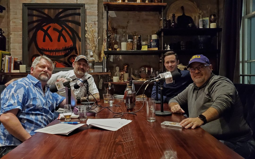 NOLADrinks Show – American Whiskey and New Orleans Bourbon Festival – Jan20Ep3