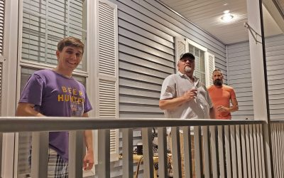 NOLADrinks Show – Beer on My Front Porch – Apr20Ep4