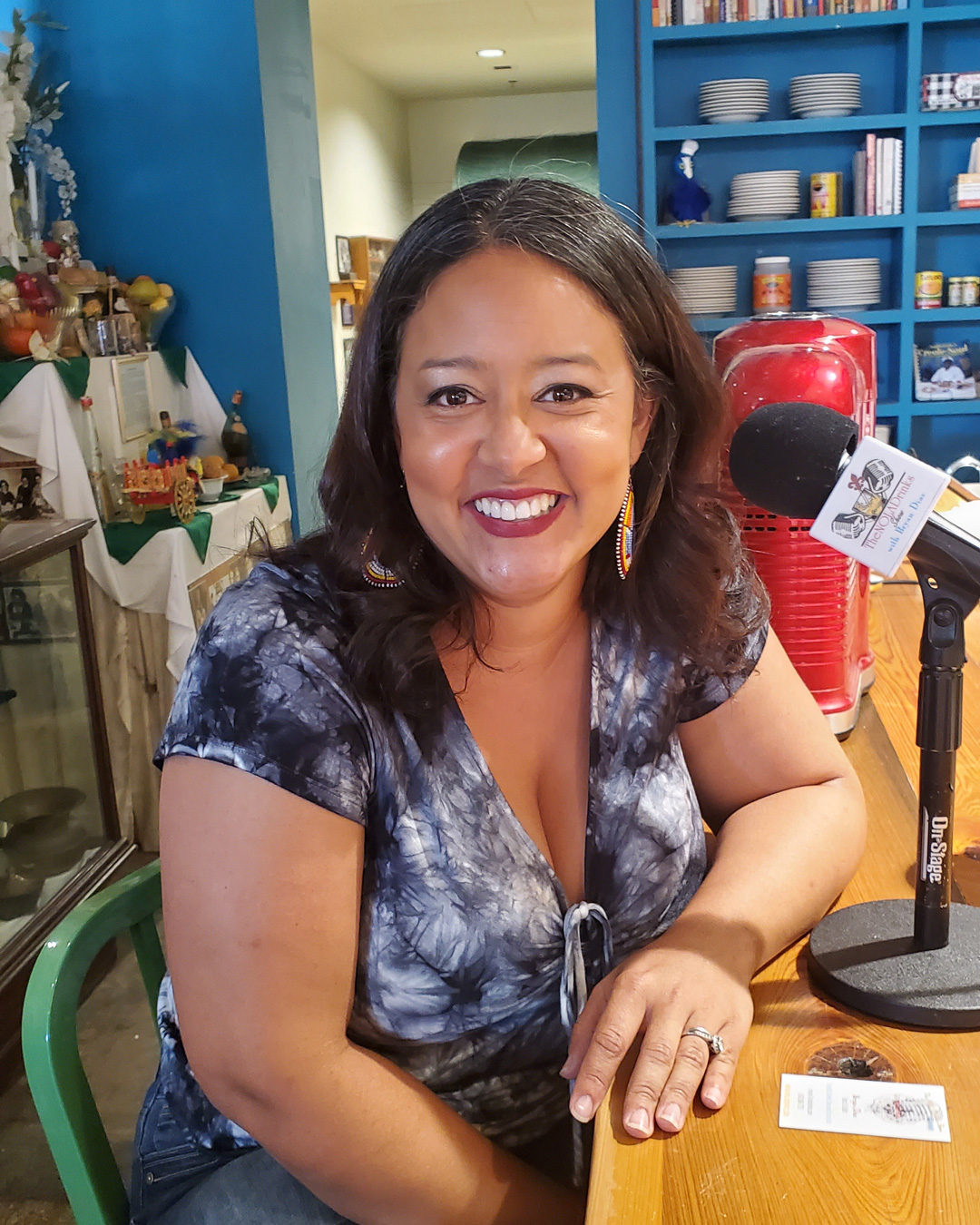 NOLADrinks Show – Systemic Racism in the Hospitality Industry – Jun20Ep2 – Alexis Ruiz of Much Factory at the Southern Food and Beverage Museum.