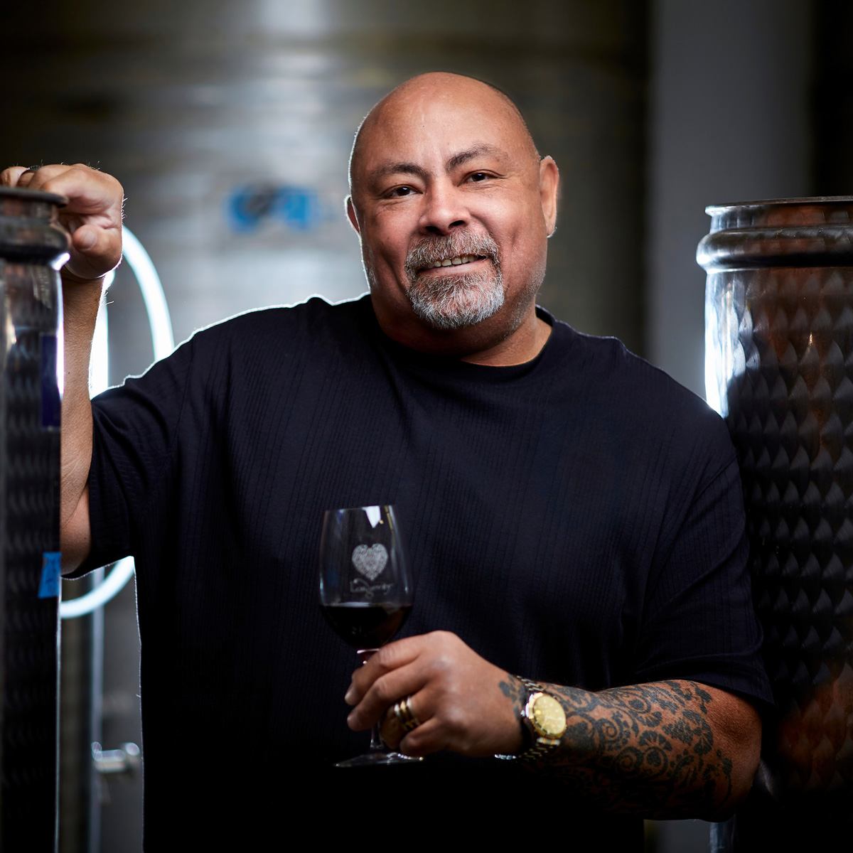 NOLADrinks Show – Association of African American Vintners – Aug20Ep1 – Phil Long, President of the African American Vintners and owner/winemaker of Longevity Wines.