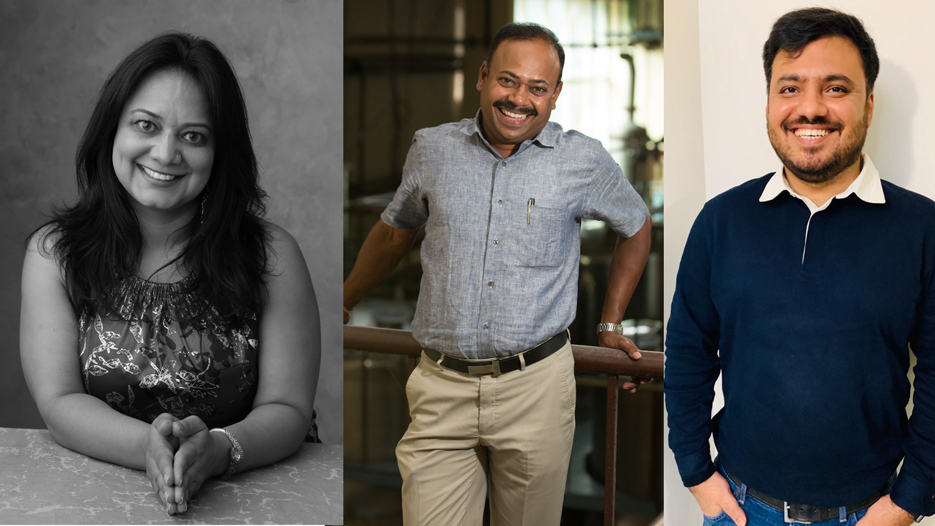 The NOLADrinks Show – Spirits of India – Nov20Ep2 – Monica Badlani of Somrus Cream Liqueurs, Ashok Chokalingham of Amrut Distilleries, and Vrushab Habib of Heritage Spirits.