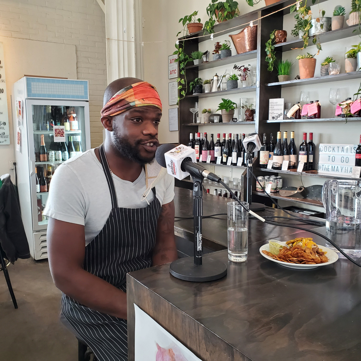 The NOLADrinks Show – St. Roch Market Food Hall – 2021Ep2 – Charly Pierre of Fritai.