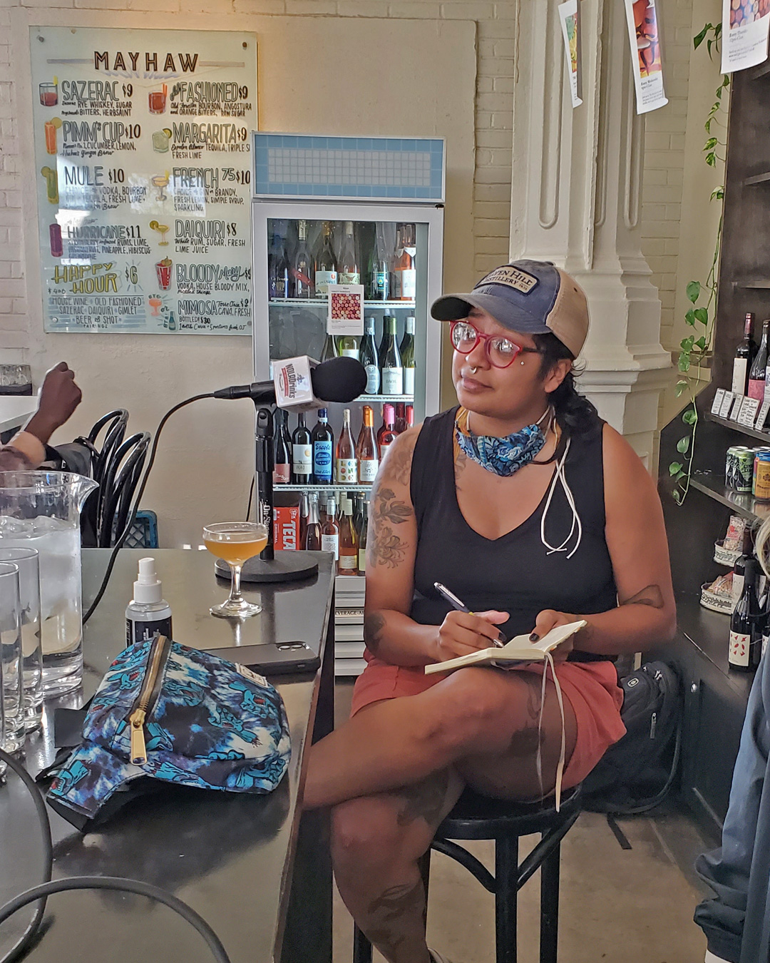 The NOLADrinks Show with Bryan Dias – Sustainability Behind the Bar – 2021Ep6 – Cheyenne Serene of Bakery Bar.