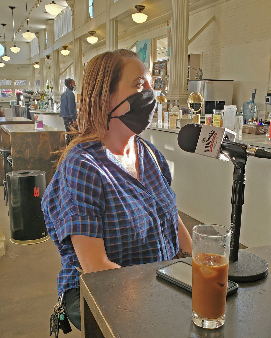 The NOLADrinks Show with Bryan Dias – Sustainability Behind the Bar – 2021Ep6 – Jennifer O'Blenis of El Cucuy and the US Bartenders Guild.