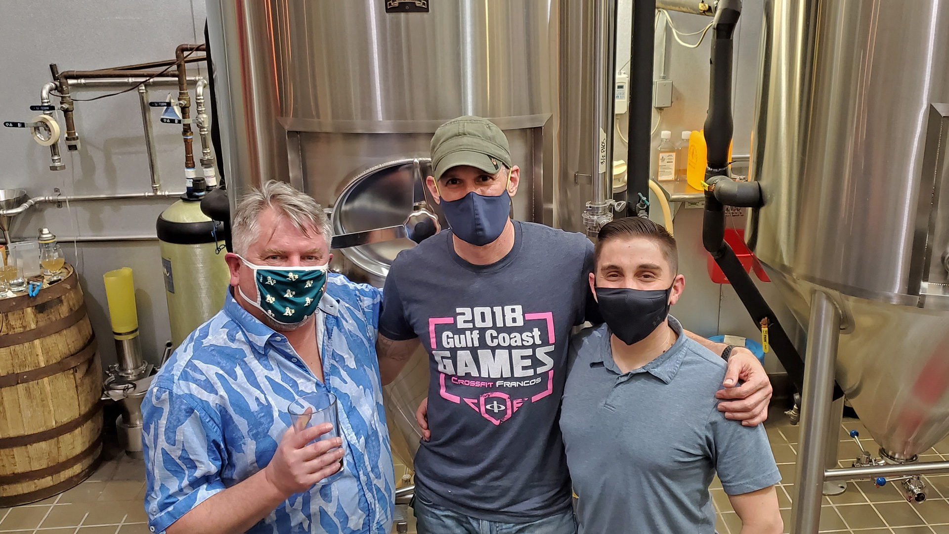 The NOLADrinks Show with Bryan Dias – Mexican Style Lager and More on Beer – 2021Ep7. Bryan Dias of The NOLADrinks Show, Matt Horney of Old Rail Brewing Co., and Sal Mortillaro of the Beer Judging Certification Program.