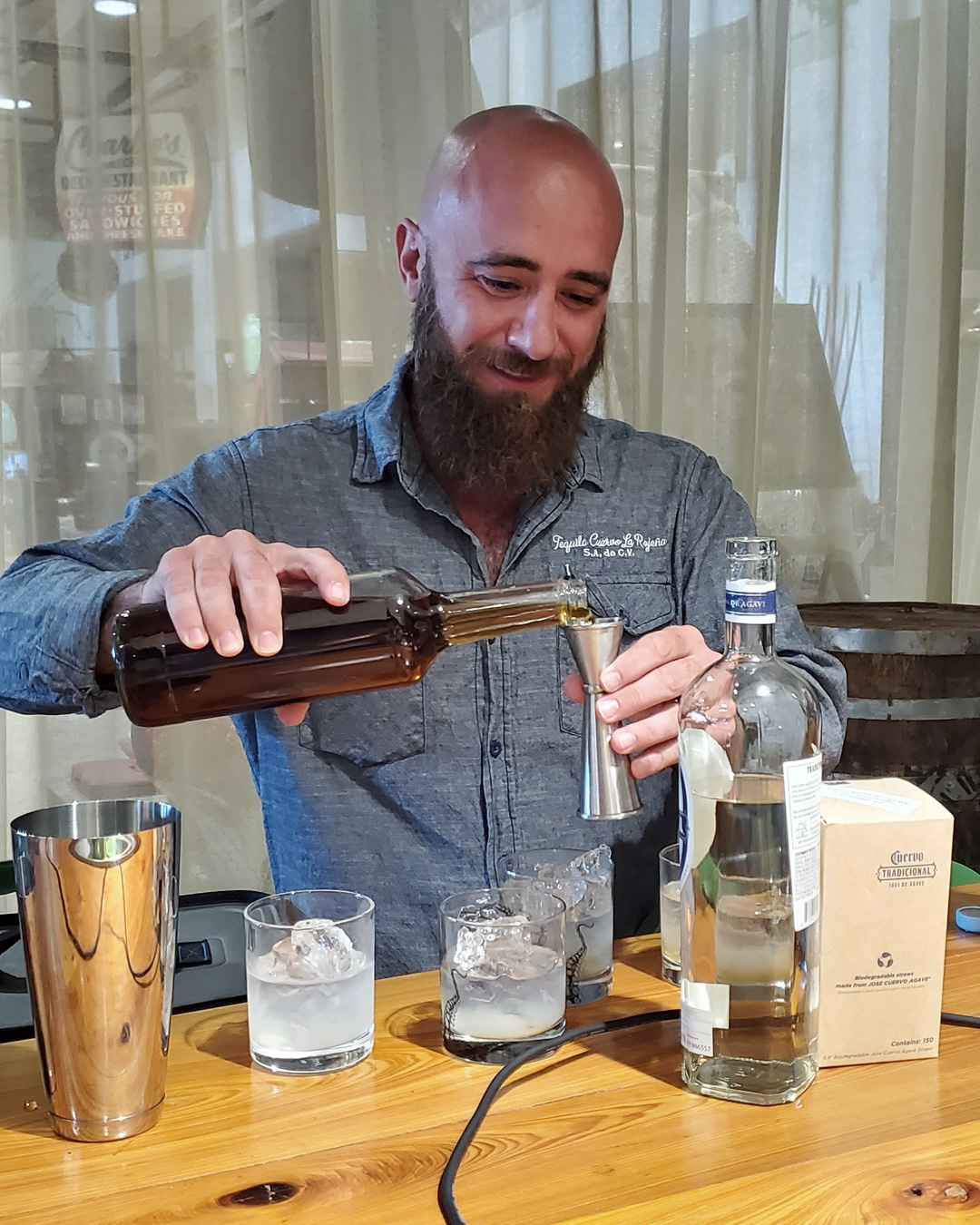 The NOLADrinks Show – Son of a Saint – 2021Ep11 – Nick Guth of Son of a Saint and Proximo Spirits.