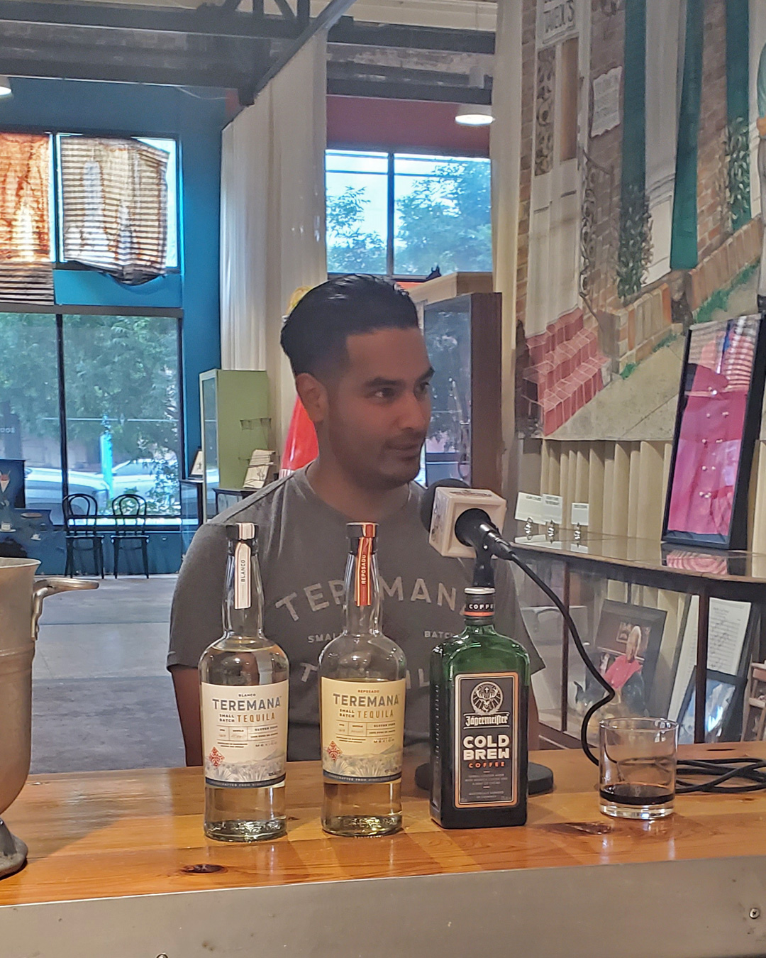 The NOLADrinks Show with Bryan Dias – Local Brand Ambassadors – 2021Ep14 - Ranh Nunez of Jägermeister USA at The Southern Food and Beverage Museum.