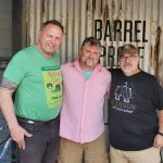 NOLADrinks Show – Bourbon in lieu of Bourbon Fest – Mar20Ep2 – Bernie Lubbers of Heaven Hill Distillery, Bryan Dias of The NOLADrinks Show, and Tracy Napolitano of New Orleans Bourbon Festival at Barrel Proof NOLA.