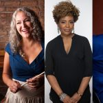 """The NOLADrinks Show – """"Building a New Table"""" – Dec20Ep1 – Jackie Summers, Lynette Marrero, Samara Rivers, and Yannick Benjamin."""