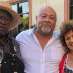 NOLADrinks Show – Association of African American Vintners – Aug20Ep1 – Mac McDonald, founder of the Association of African American Vintners and owner/winemaker of Vision Cellars, Phil Long, President of the African American Vintners and owner/winemaker of Longevity Wines, and Ms. Lil, Mac's life and business partner.