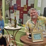 NOLADrinks Show – Tales of the Cocktail 2020 Annual Preview – Sep20Ep1 – Caroline Rosen of the Tales of the Cocktail Foundation and Bryan Dias of The NOLADrinks Show at the Southern Food and Beverage Museum.