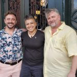 NOLADrinks Show - 8-19-19 - LGBTQ in the Hospitality and Liquor Industries – Allies and Advocates - Whit Kathner of Republic Restoratives Distillery, Christina Cabrera of Grey Goose Vodka, and Bryan Dias of The NOLADrinks Show.